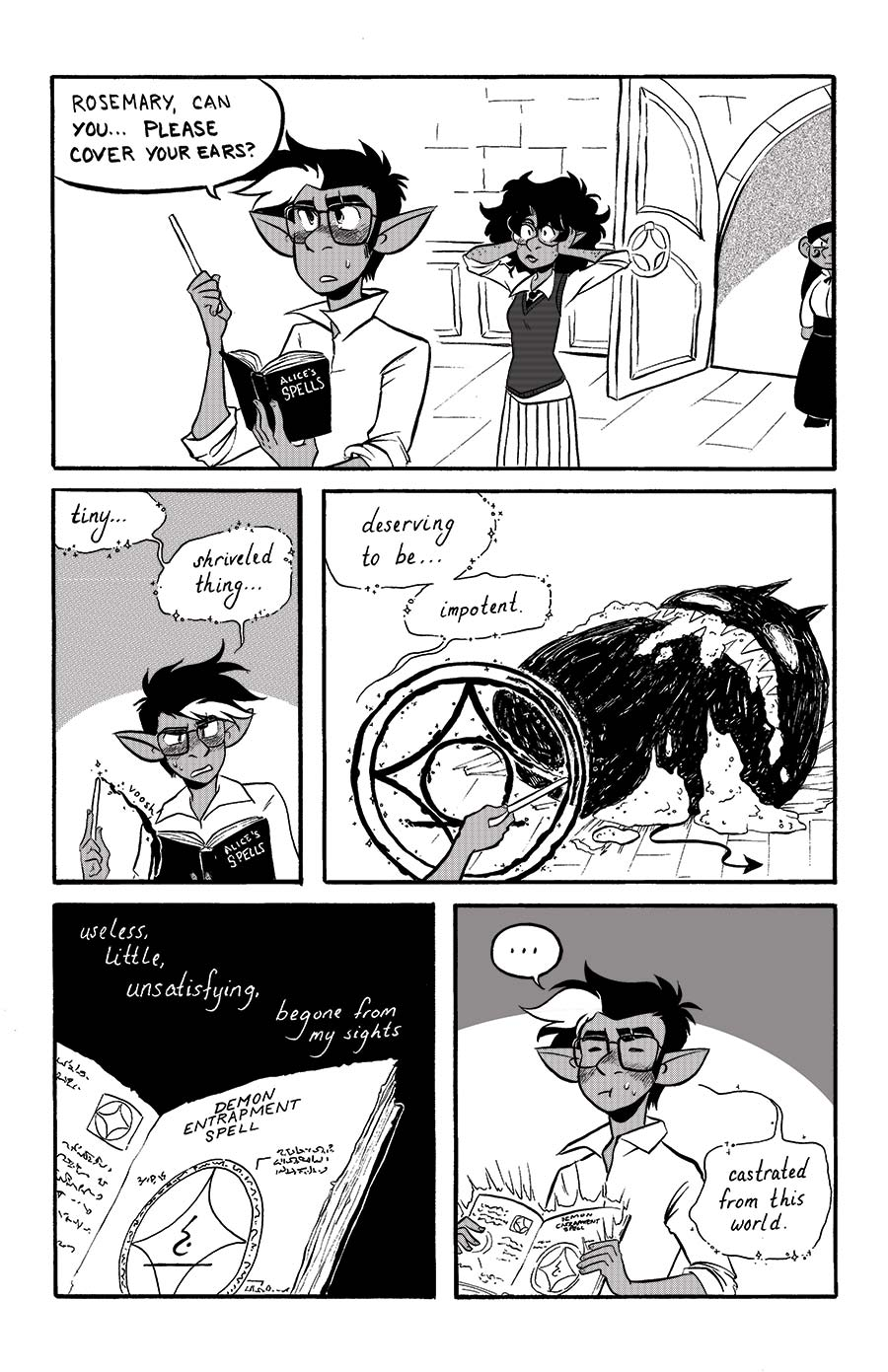 I hope it's clear now why Toivo is so embarrassed.